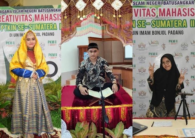 IAIN Batusangkar Borong Tiga Medali di Arena PKM II PTKIN Se-Sumatera