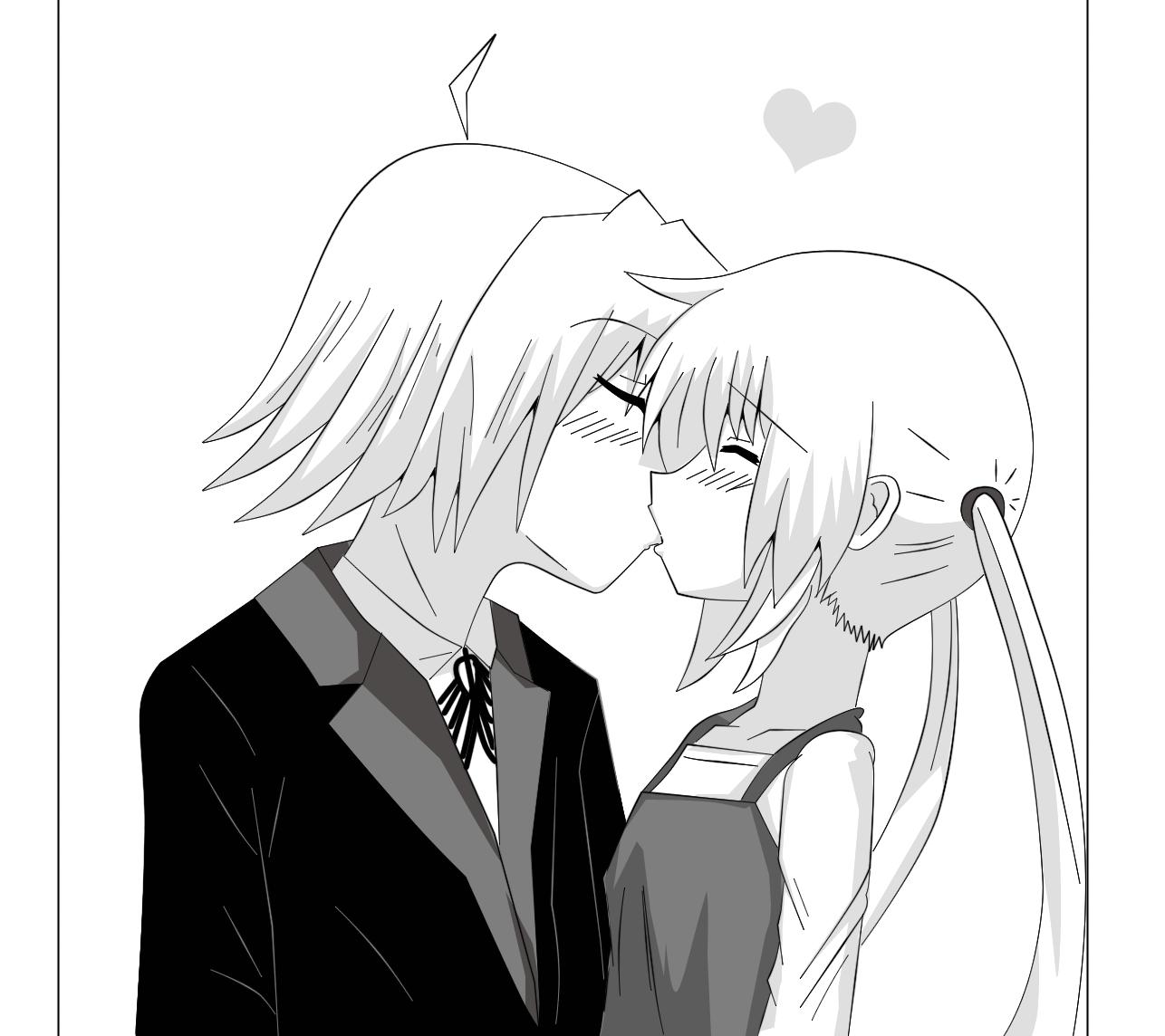 hayate and nagi relationship