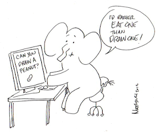 apprendre-a-dessiner-un-elephant-3 Comment dessiner un éléphant