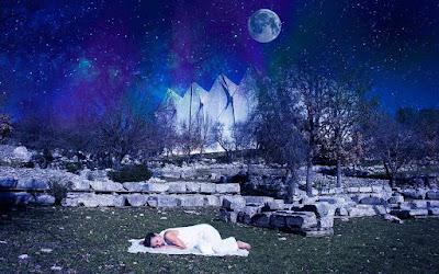 Ολονύχτια παράσταση στο Ναό του Απόλλωνα κάτω από την πανσέληνο