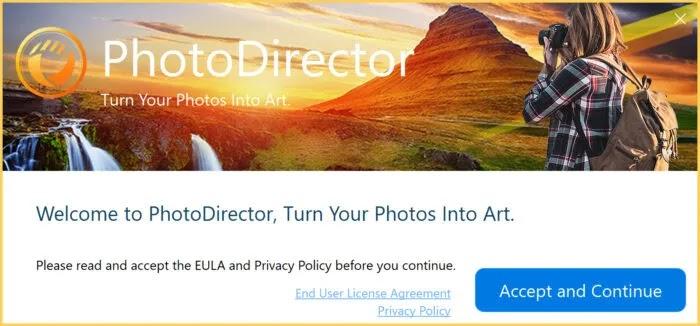 تحميل برنامج Cyberlink PowerDirector PhotoDirector Essential Free
