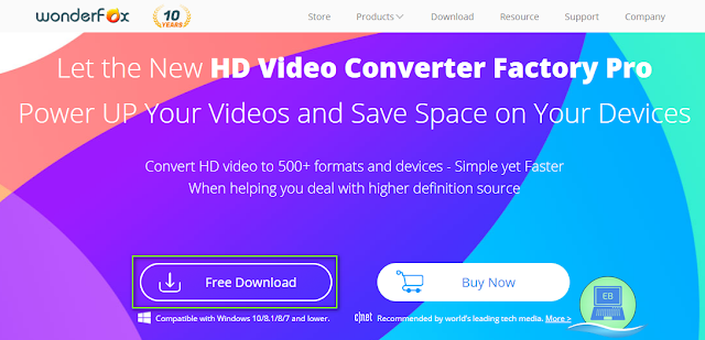 Download HD Video Converter