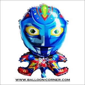 Balon Foil Karakter Ultraman