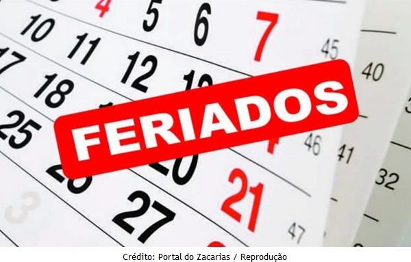 """Em 2018, estado do Ceará terá seis """"feriadões"""" prolongados"""