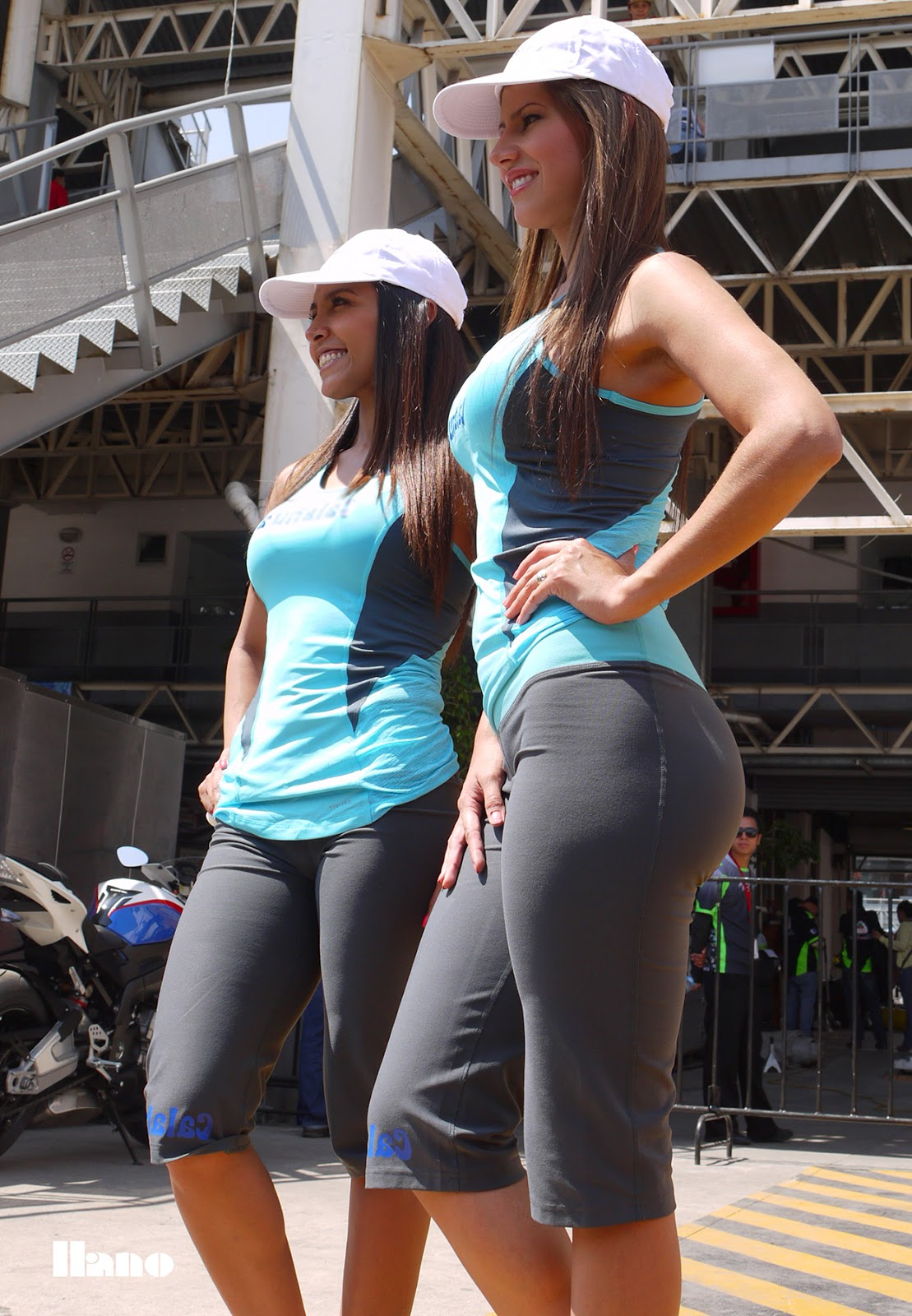 Super Promo Girls In Spandex Perfect Ass-5747