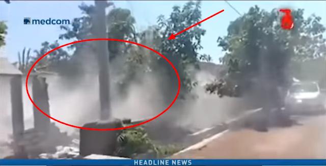 Innalillahi Wainna Ilaihi Raji'un, Video Detik-Detik Gempa 4.8 Sr, Terdengar Teriakan Dan Suasana Mencekam