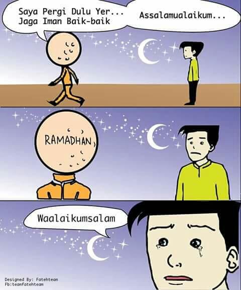 5 Tanda Ramadhan Kita Berjaya