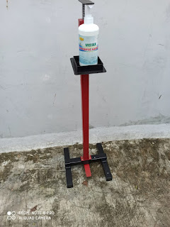 pedal sanitizer indonesia