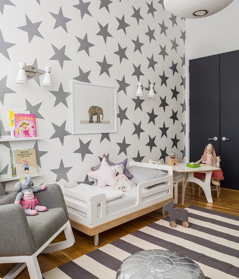 dormitorio infantil luminoso