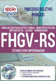 concurso-fhgv-apostila-2018-cargo-tecnico-em-enfermagem