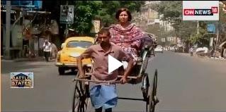 CNNNews18 Correspondent Pallavi Ghosh