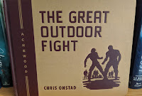 Great Outdoor Fight, Achewood, Chris Onstad, Blood of Champion, BOC