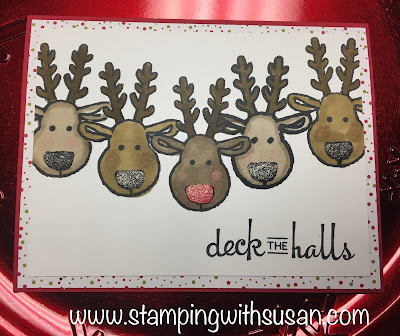 Stampin' Up!, Beautiful Baubles, Cookie Cutter Christmas, www.stampingwithsusan.com