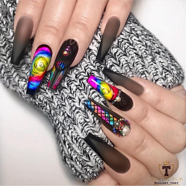 Cute Nails Colors