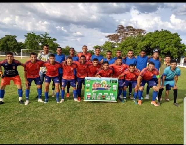 Copa Sertão- Final sedes: Tanque FC e Palmeiras de São João da Canabrava se enfrentam domingo(2/2) em Várzea Grande