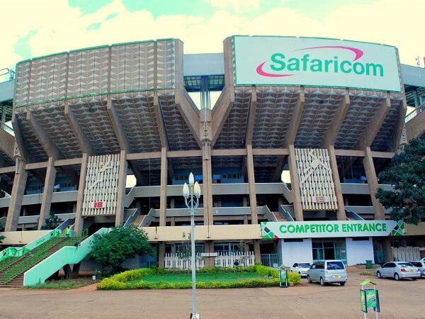 Safaricom headquarters photo