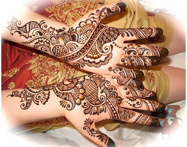 25 Beautiful Mehndi Designs Which You Will Love For Sure