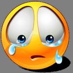 sad in spanish
