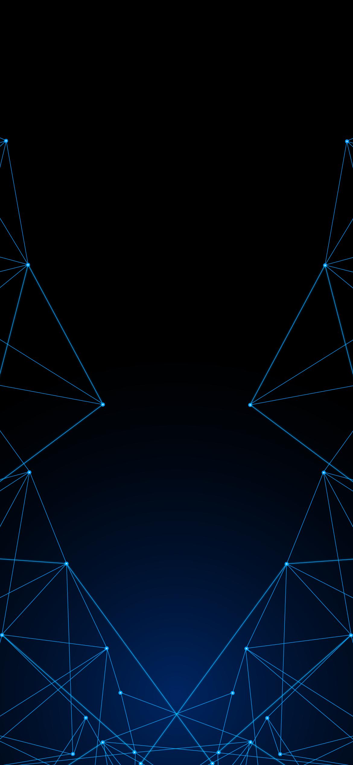 Network wallpaper for phone