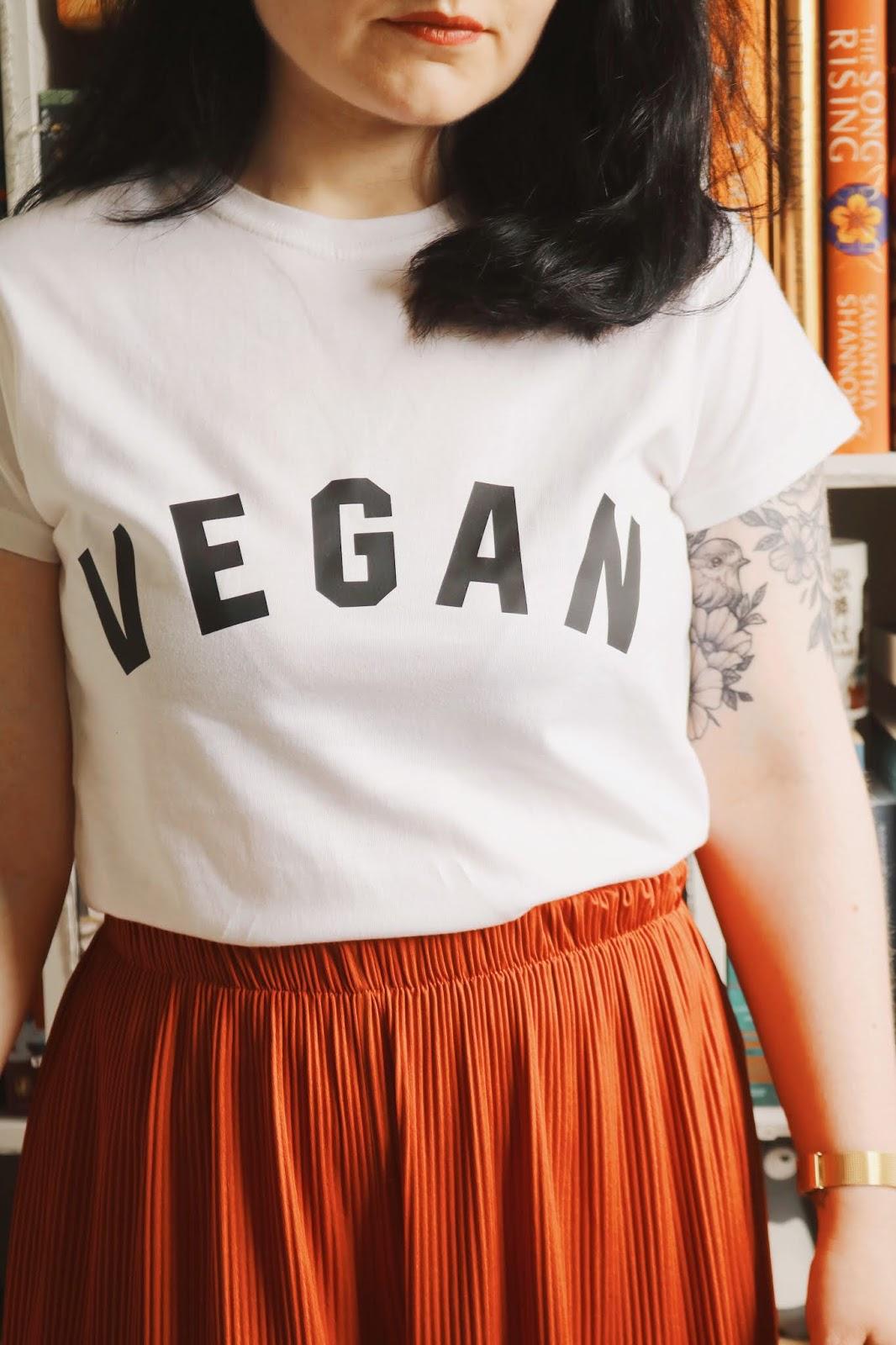 One Year Vegan Update #Veganuary