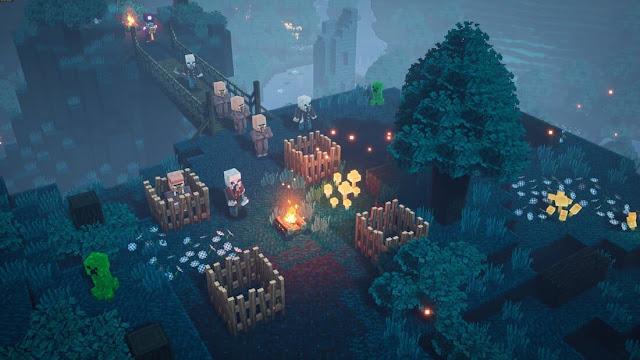 Imagem do Minecraft: Dungeons
