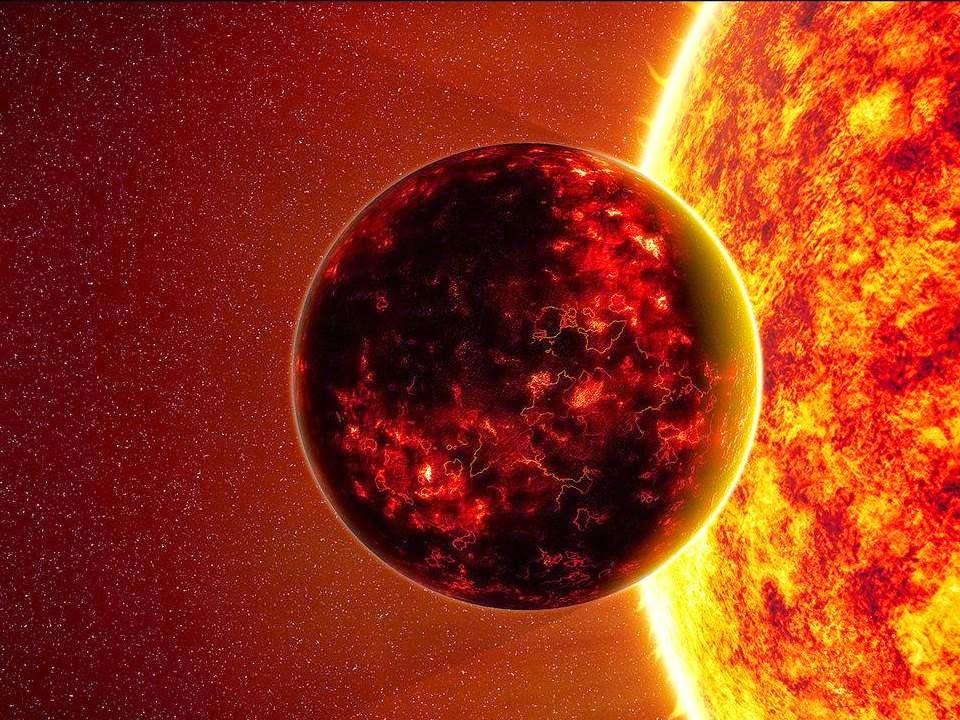 O Sistema Solar - Parte 3: Mercúrio, o planeta de ferro