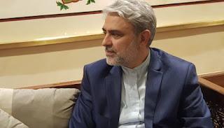 Iranian ambassador proposes building block based on 5 countries