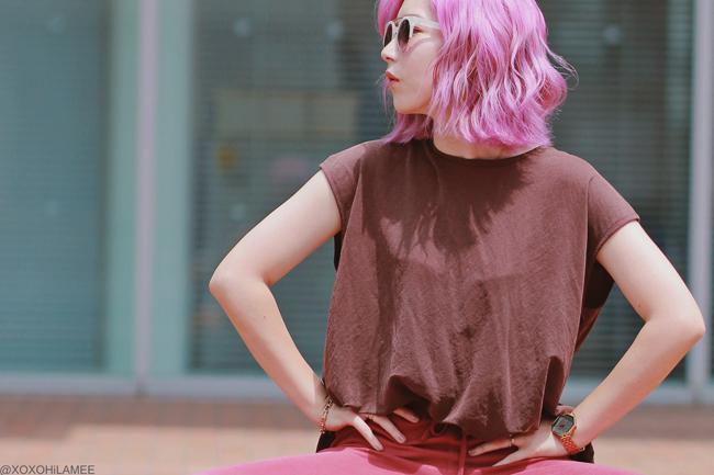 Japanese Fashon Blogger,MizhuoK,20200712 OOTD