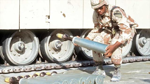 Bagdad llevará a EEUU a juicio por usar armas prohibidas en Irak