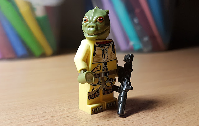 Босск, фигурка лего, Звездные войны