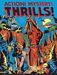 Action! Mystery! Thrills! Comic Book Covers of the Golden Age: 1933-45