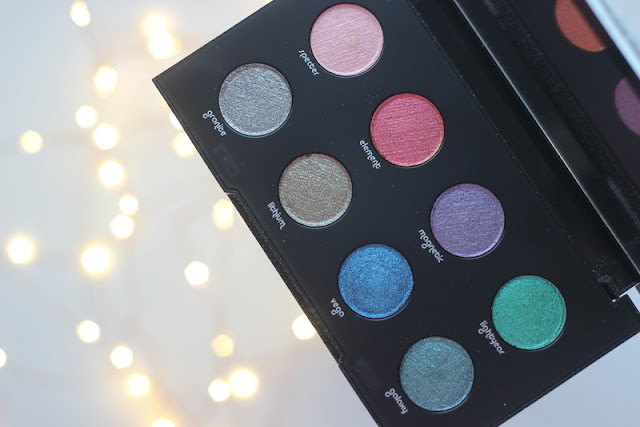 Urban Decay Moondust Palette