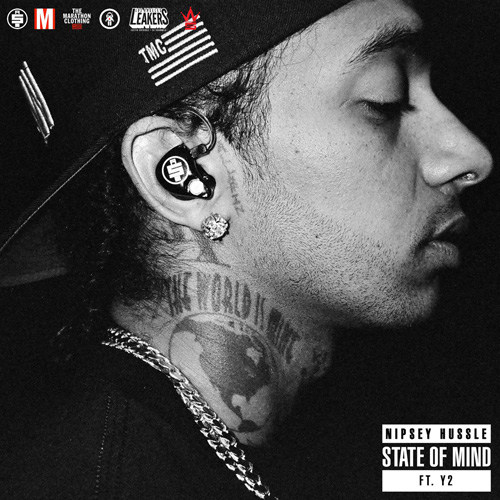 "Nipsey Hussle - ""No Favors"" x ""State Of Mind"""