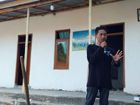 Semangat Masyarakat dalam Kegiatan Pembuatan Kompos dan Briket Arang Sekam