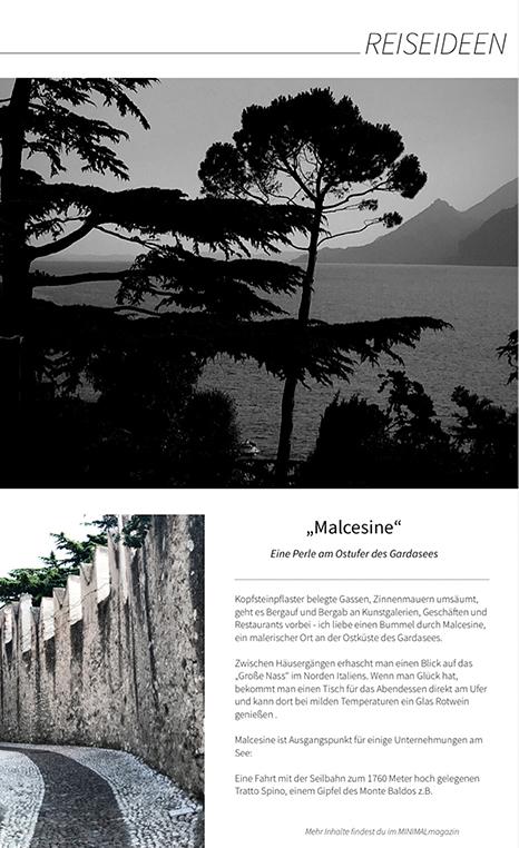Malesine am Gardasee, meine Reisetipps für dich.