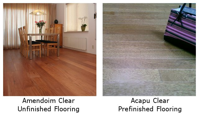 A Prefinished Hardwood Flooring Is End And Edge Matched With Small Micro Beveled Has Up To 8 Coats Of Finish Including Several Which