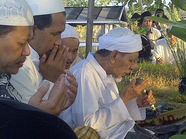 Amalan agar rezeki lancar, Ijazah dari KH Maimoen Zubair