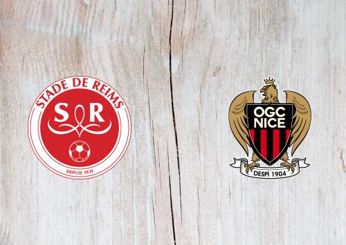 Reims vs Nice -Highlights 06 December 2020