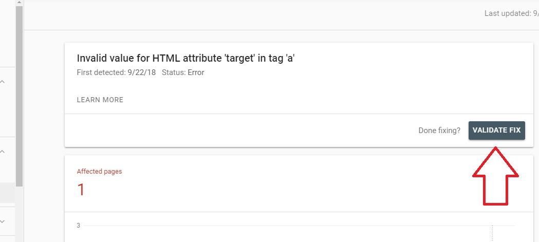 Blog Sudah Valid AMP Namun Belum Valid Di Google Search Console, Begini Cara Memperbaikinya