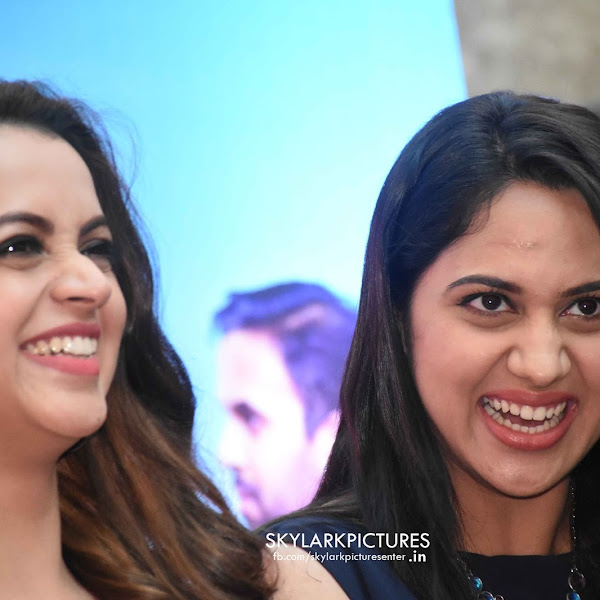 Mia George latest photos from Hello Namasthe Audio launch