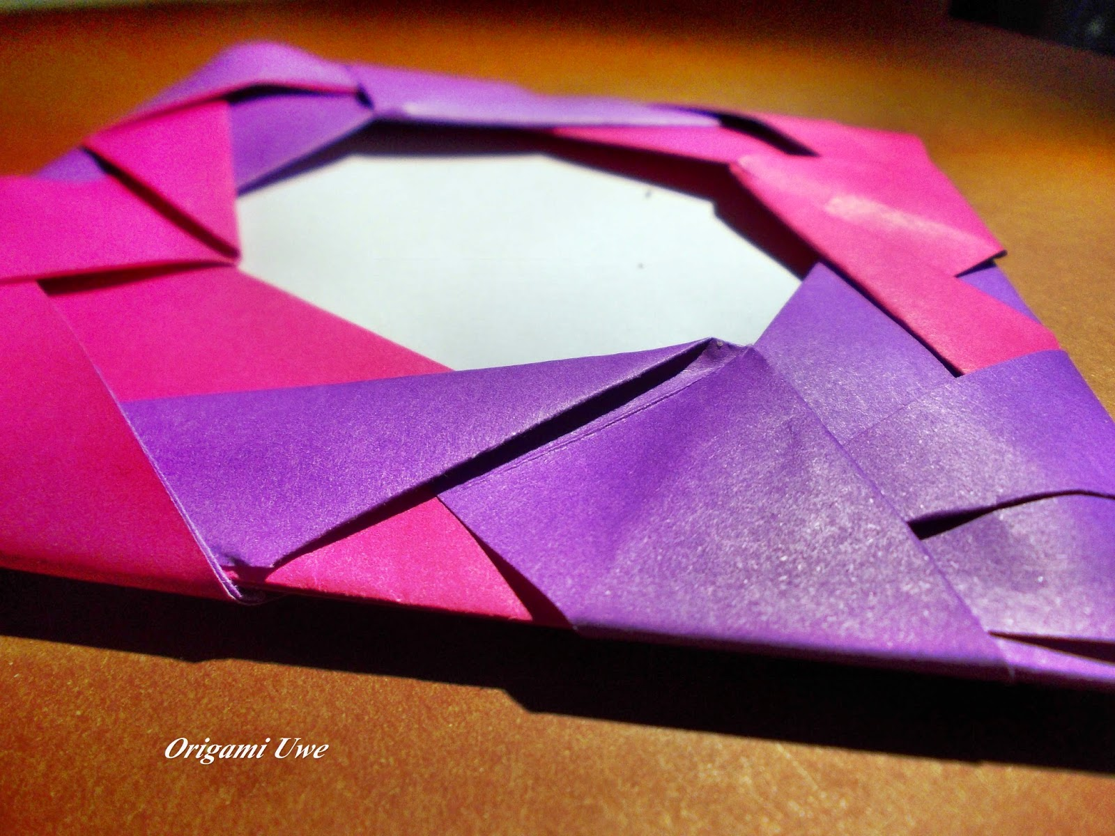 Origami, Fleurogami und Sterne: PROJETO GIRAMÓDULO - Márcia\'s ...