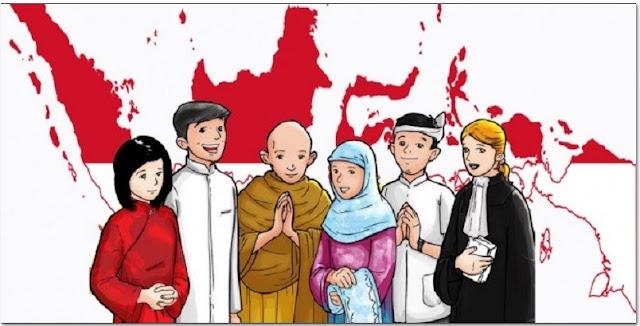 6 Prinsip Hubungan Umat Islam dengan Pemeluk Agama Lain