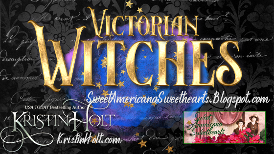 Kristin Holt | Victorian Witches