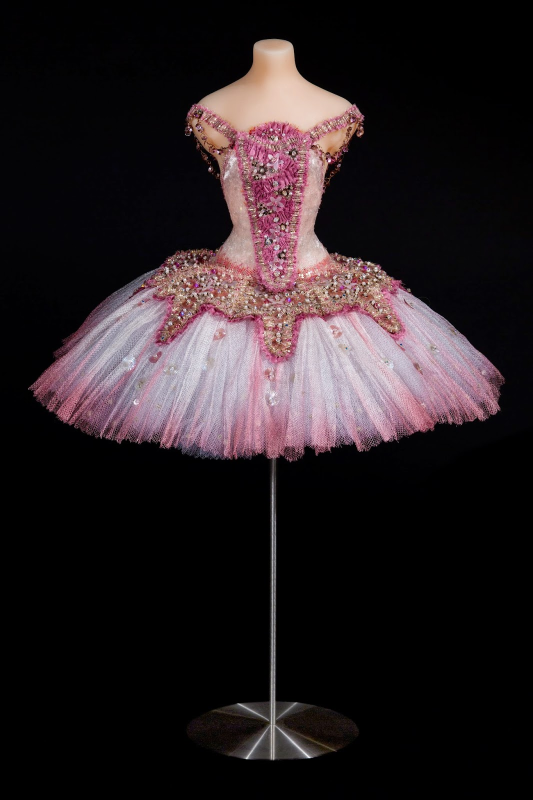 Our u0027Sugar Plum Fairyu0027 maquette from The Nutcracker ballet. Photograph by Richard Wilding. & The Little Costume Shop: Love Is in the Air!