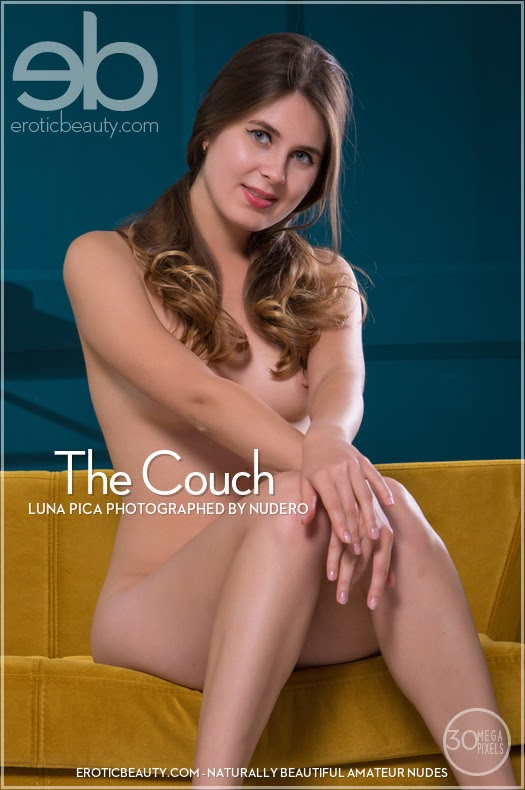 [EroticBeauty] Luna Pica - The Couch