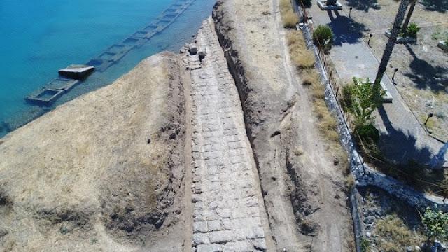 Αρχαίος Δίολκος: Αποκαθίσταται ένα από τα μεγαλύτερα τεχνικά έργα της αρχαιότητας