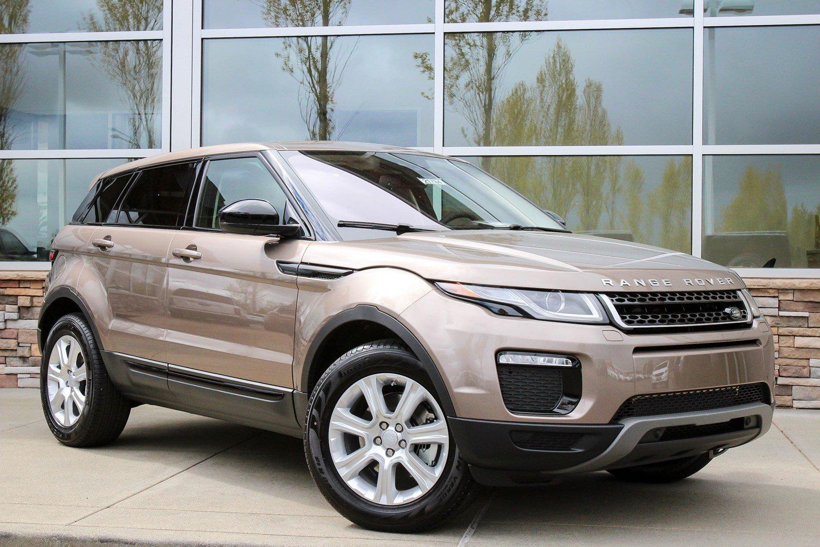 giá xe range rover evoque đời mới 2017 và 2018 nhập khẩu nguyên chiếc