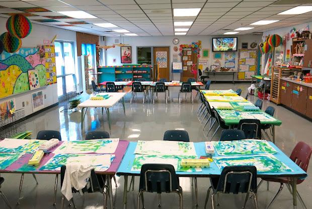 Art Room Classrooms