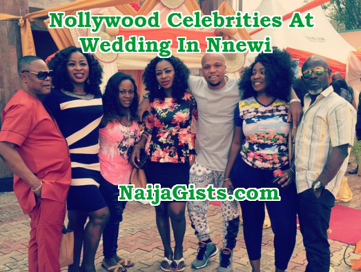 nollywood actor shot dead wedding nnewi