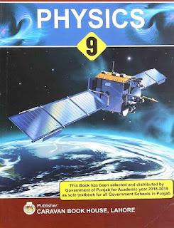 9th Class (Matriculation Part-1) Text Book of Physics (PDF) - English Medium